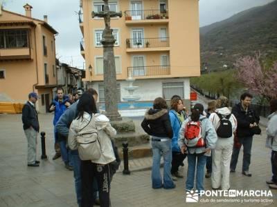 Navaconcejo - Valle del Jerte; senderismo sierra norte madrid